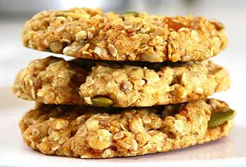 Monster oatmeal deluxe cookie