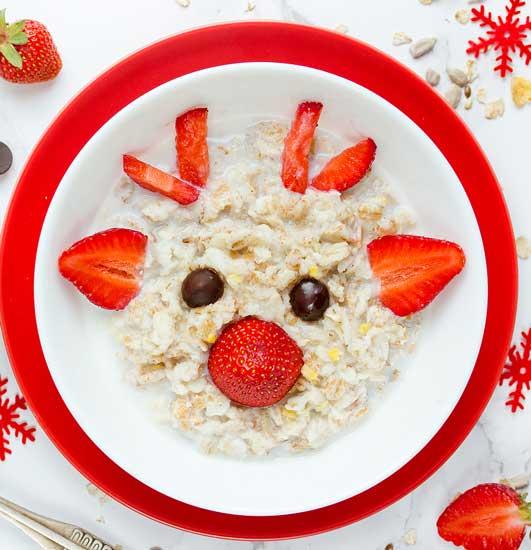 oats reindeer