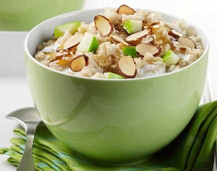 oatmeal in crockpot