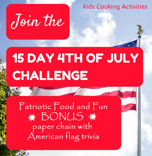 15 day 4th of july patriotic challenge