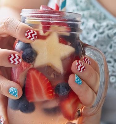 patriotic drink idea