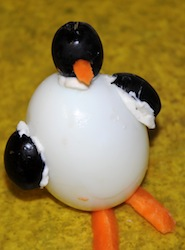 egg penguin