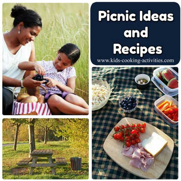 Picnic Ideas And Recipes