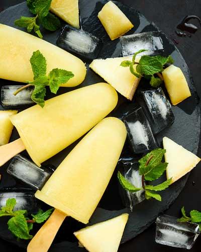 pineapple melon mango