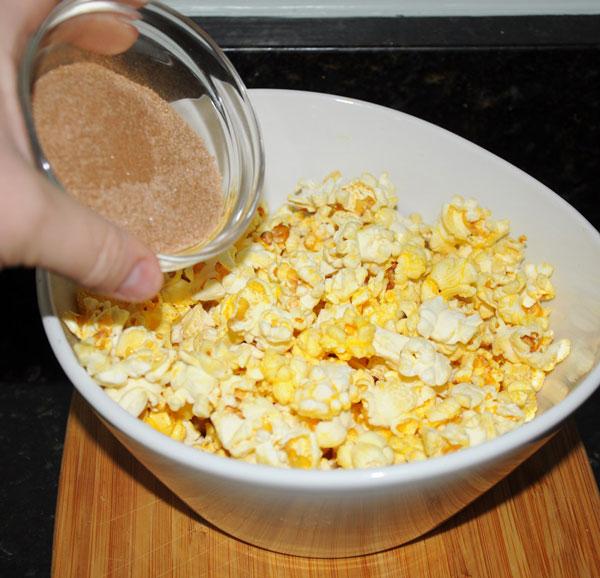 sweet popcorn seasoning
