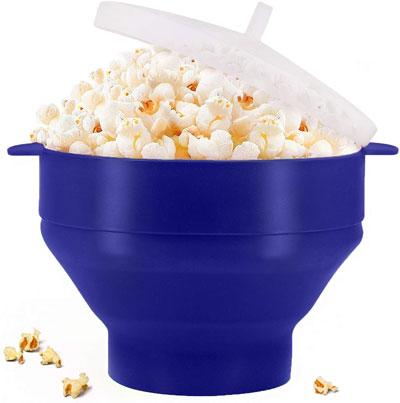 popcorn silicone popper