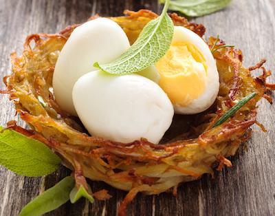 potato nest