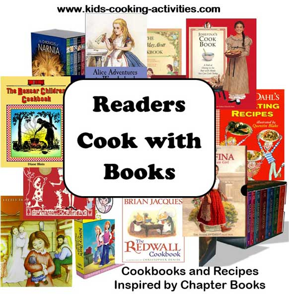 readers cook with books