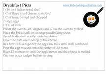 recipe card sample