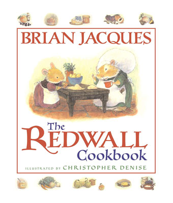 redwall cookbook