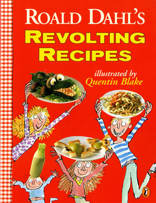 roald dahl revolting recipes
