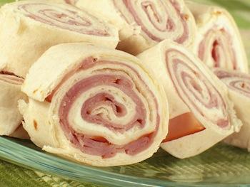 pinwheels tortilla sandwiches