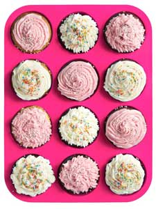 Silicone Cupcake Mold