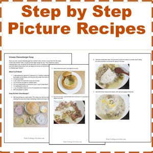 picture recipes lunch dinner