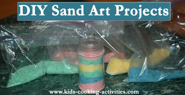 DIY Sand Art Projects