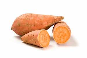 sweet potatoes food facts
