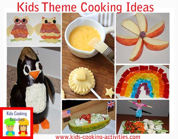 Theme Dinner Ideas For Kids To Put Together A Fun Party