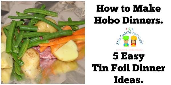 tin foil dinner ideas