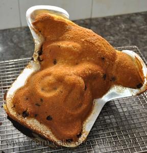 baked bear cake