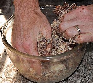 cake dough