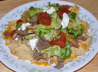 easy nachos