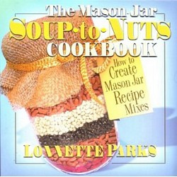 mixes in a jar cookbook