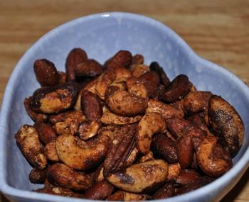 toasted sugar nuts