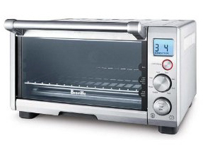 toaster oven breville