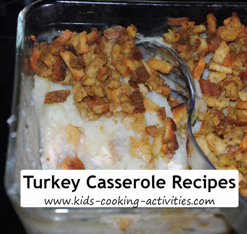 turkey casseroles
