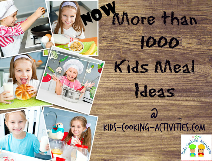 100 kids meal ideas
