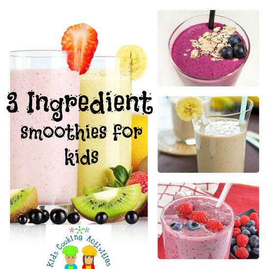 3 ingredients