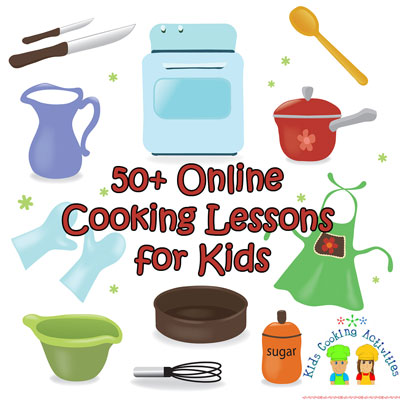 50 online cooking lessons