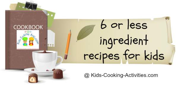 6 or less ingredient recipes