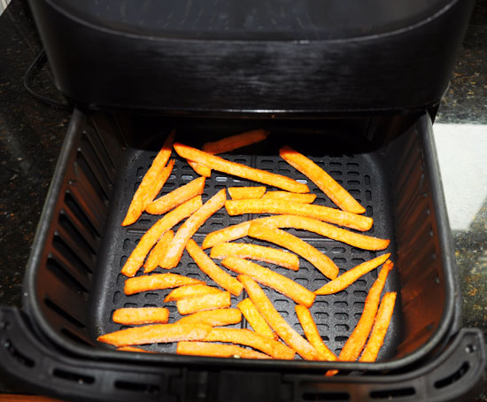 sweet potato air fryer