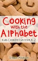 cooking with alphabet