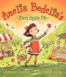 amelia bedila apple pie book