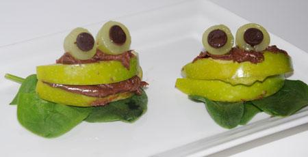apple frog
