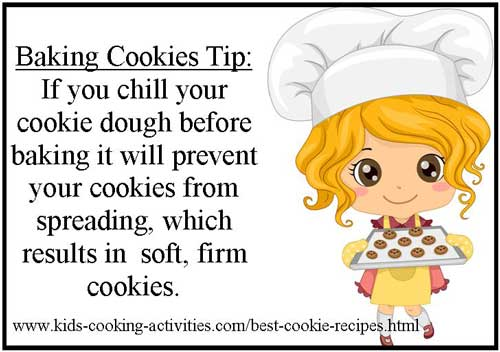 baking cookies tip