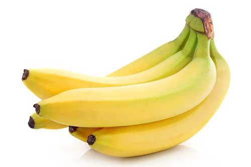 banana food facts photo of bunch of bananas