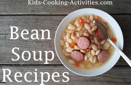 bean soup recipes
