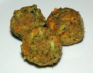 broccoli balls