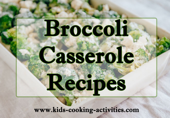 broccoli casserole recipes