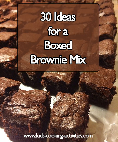 brownie add ins
