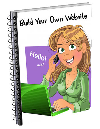 build a website course