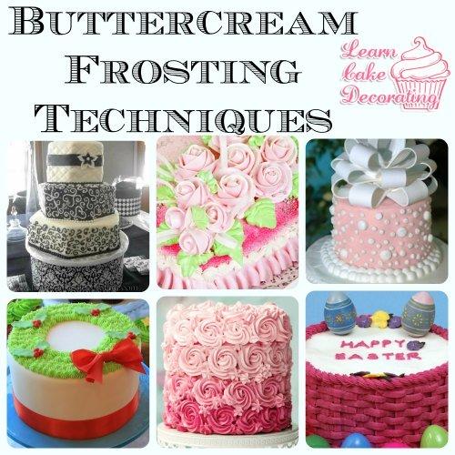 buttercream techniques