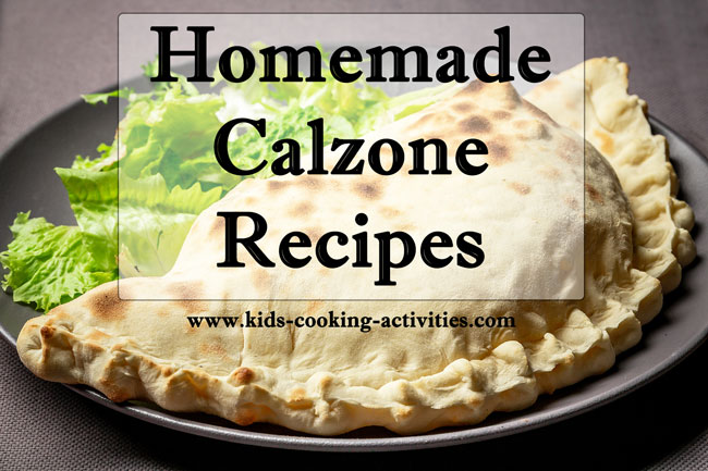 calzone recipes