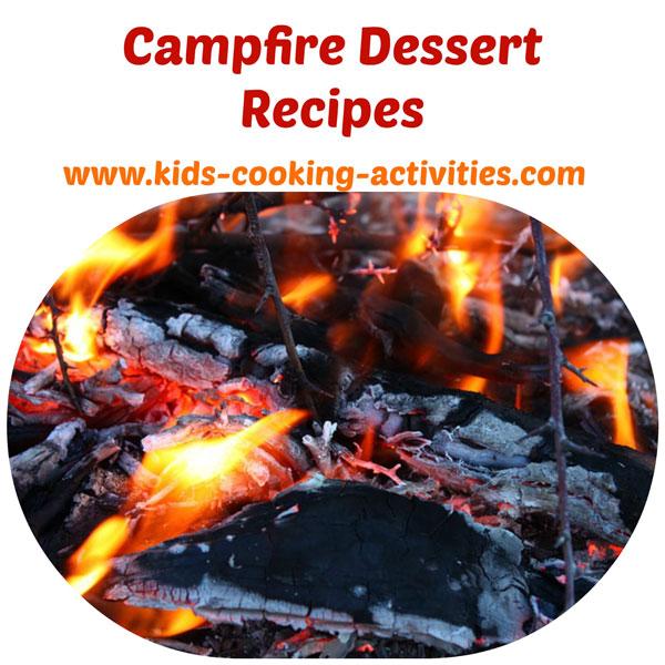 camping dessert recipes