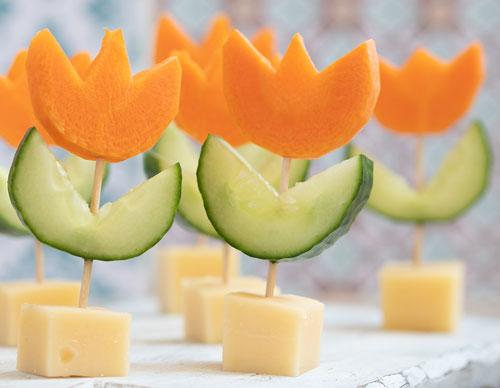 cheese tulip
