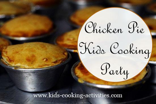 chicken pie party