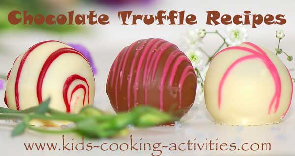 chocolate truffle recipes